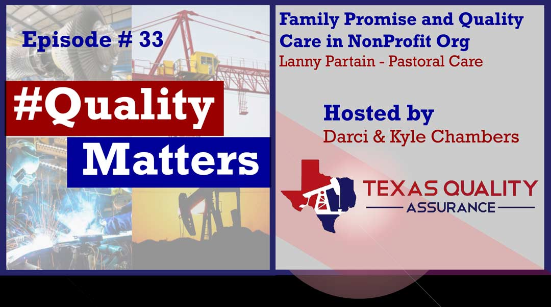 Ep 33 – Family Promise and Quality Care in NonProfit Organizations