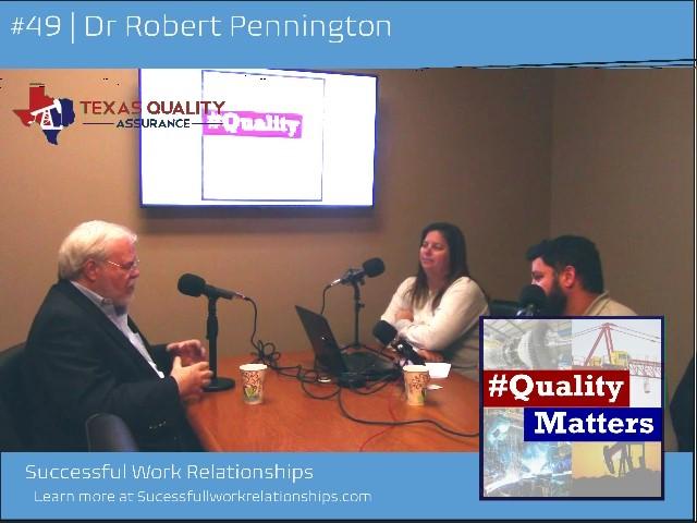Rob Pennington & Successful Work Relationships