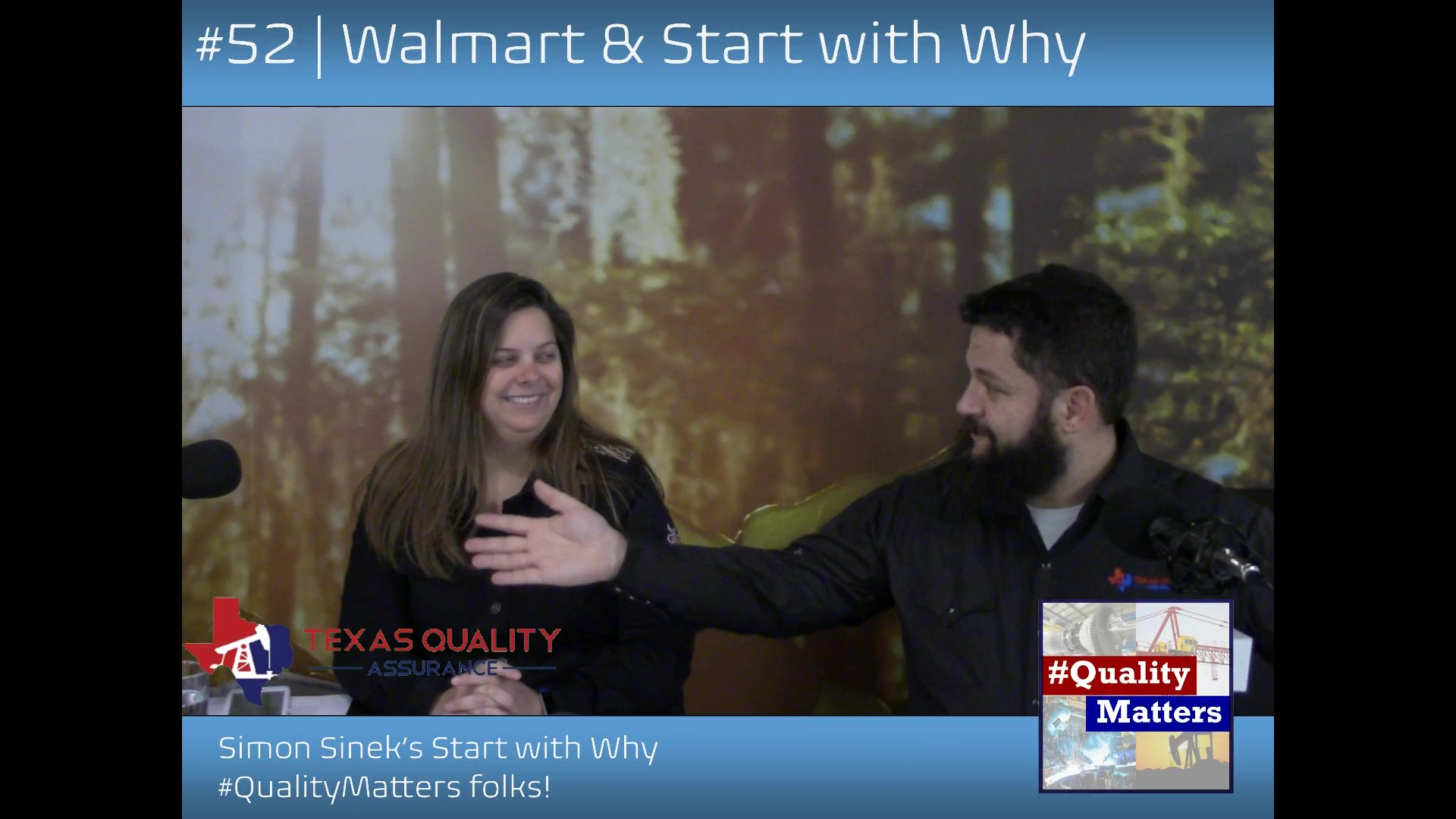 Same Walton, Walmart & Start with Why