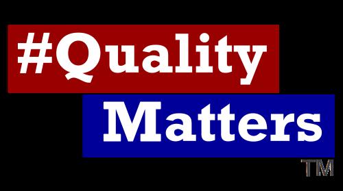 #QualityMatters Podcast