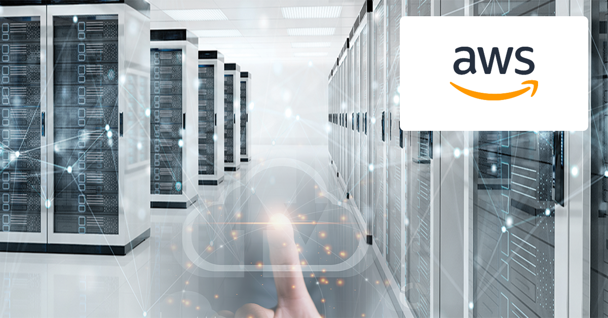 Cloud Storage Data Center - AWS