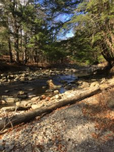 West Branch of the North River, Heath MA