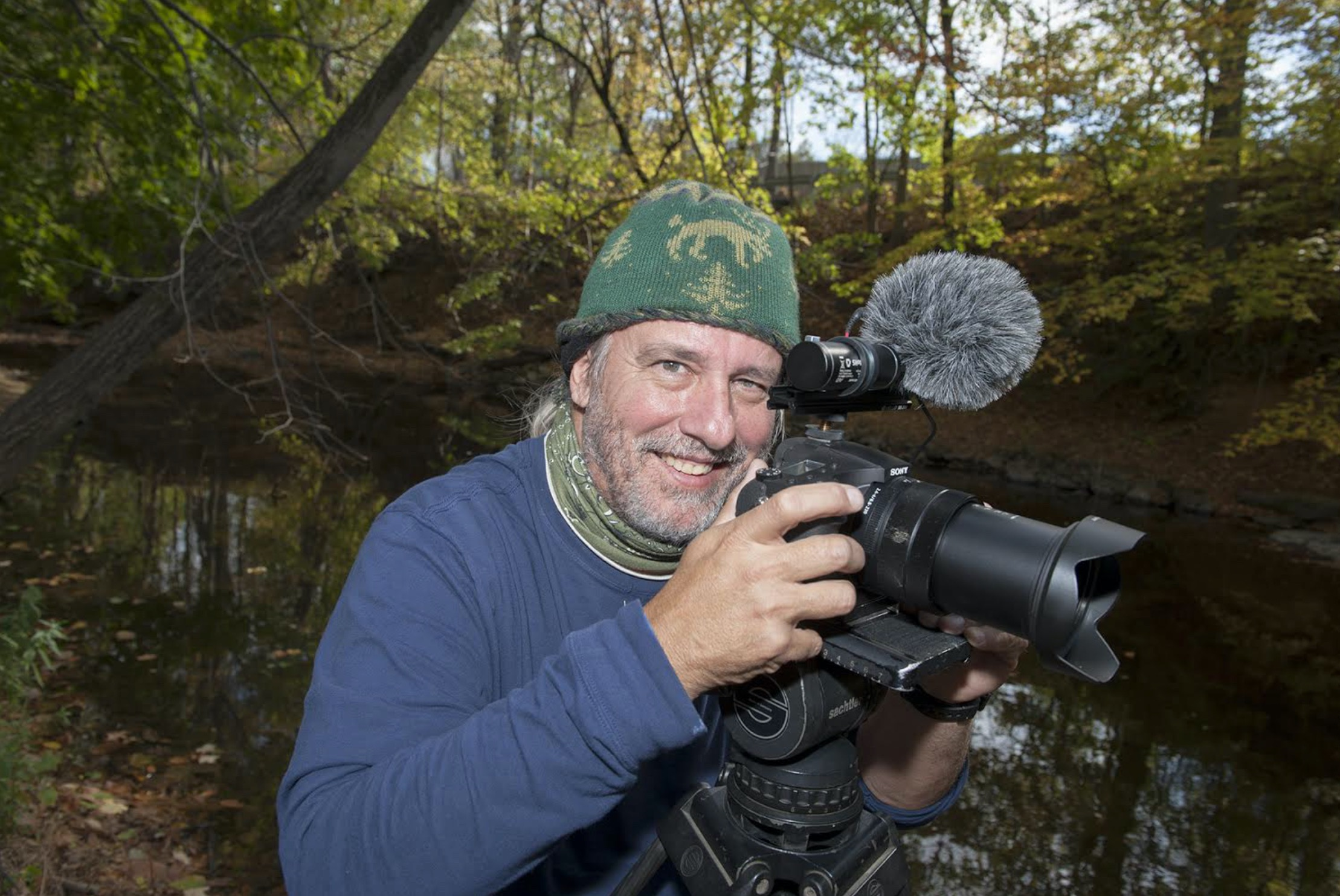 Tim Flagler of Titghtline Productions to present Trout Spey 10/29/2020.