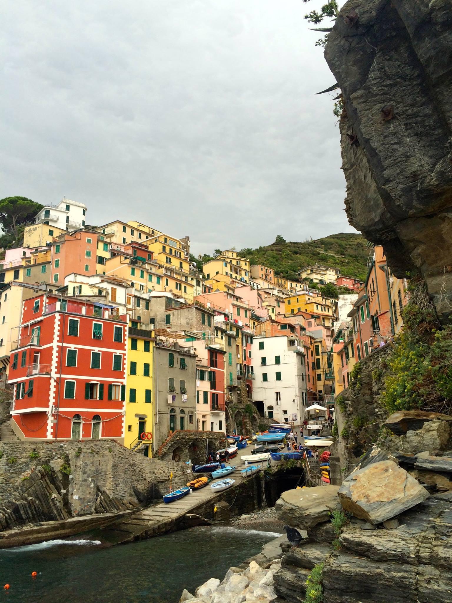 Cinque Terre Fishing Village Riomaggiore, Italy - Step Back in Time in Cinque Terre