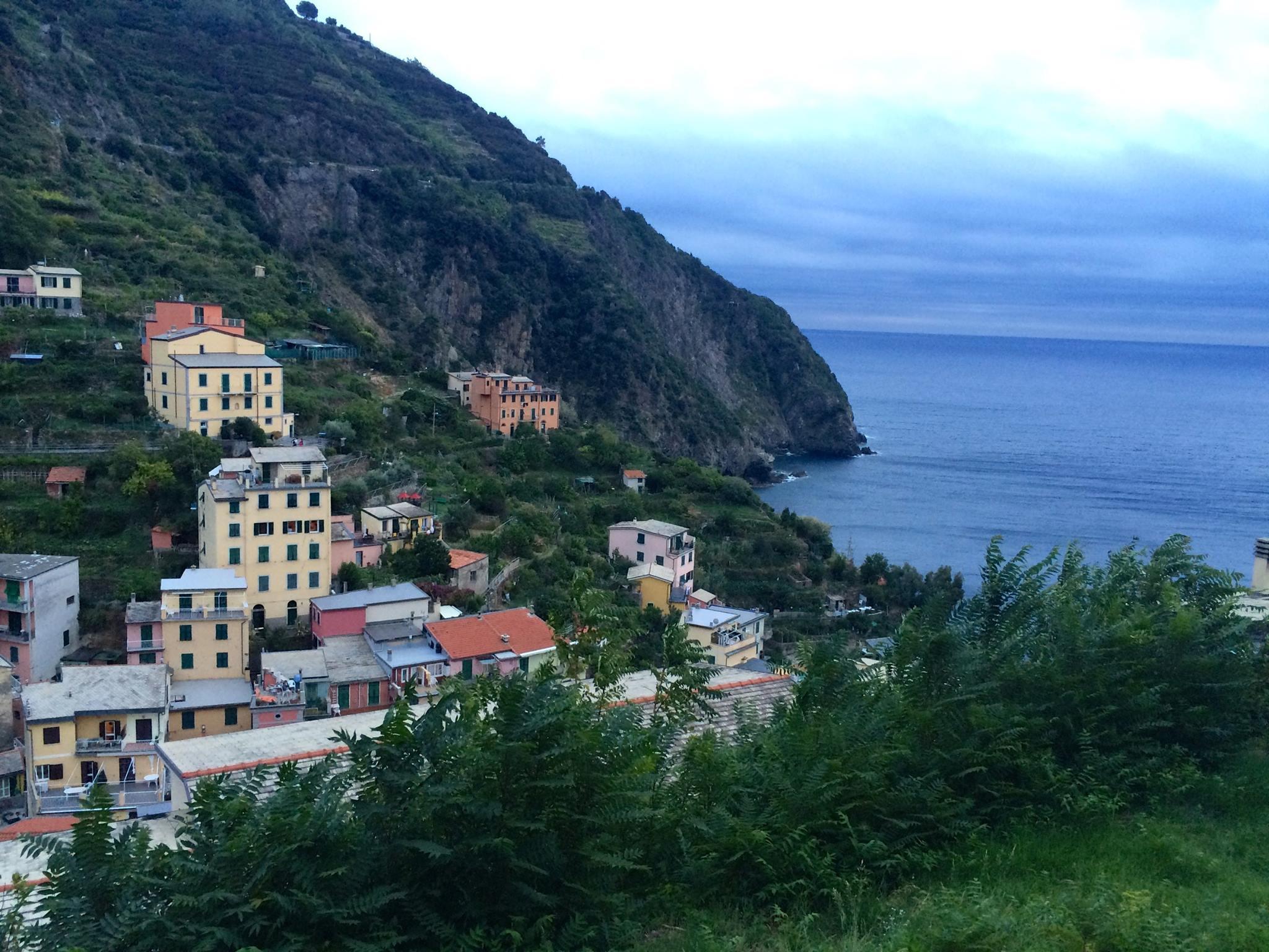 Cliffs Of Riomaggiore, Italy - Step Back in Time in Cinque Terre
