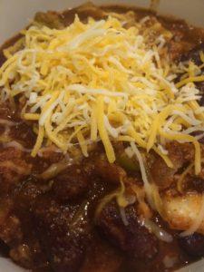 Two Bean Spicy Turkey Chili - Easy Crock Pot Recipes
