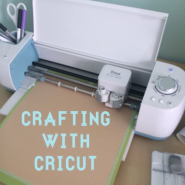 Crafting with Cricut - Cards, Vinyl and Beyond