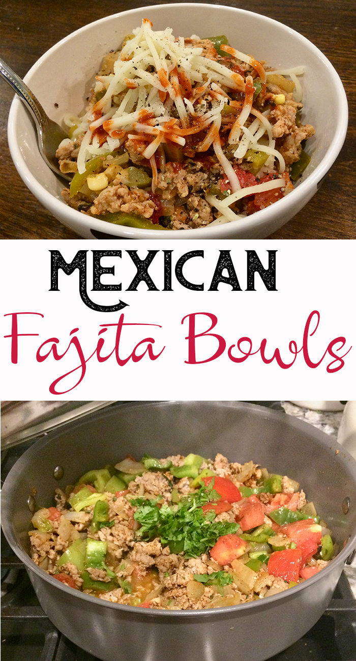Take Mexican Night Up a Notch and Make These Simple Fajita Bowls