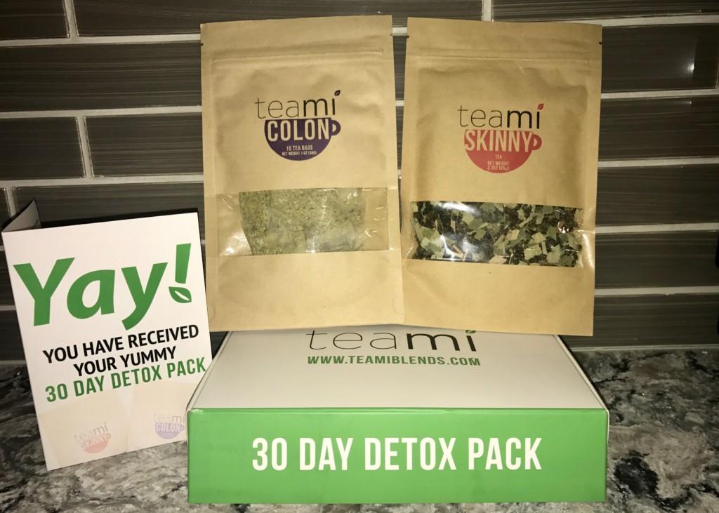 30 Day Detox Plan