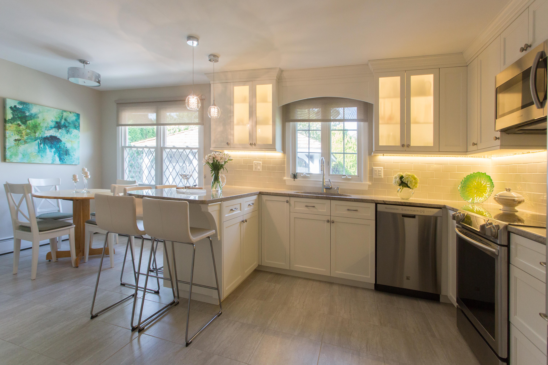 ASR, kitchen renovation, white kitchen