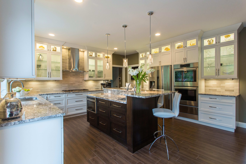 Contemporary, kitchen, Renovation, Custom Kitchen,