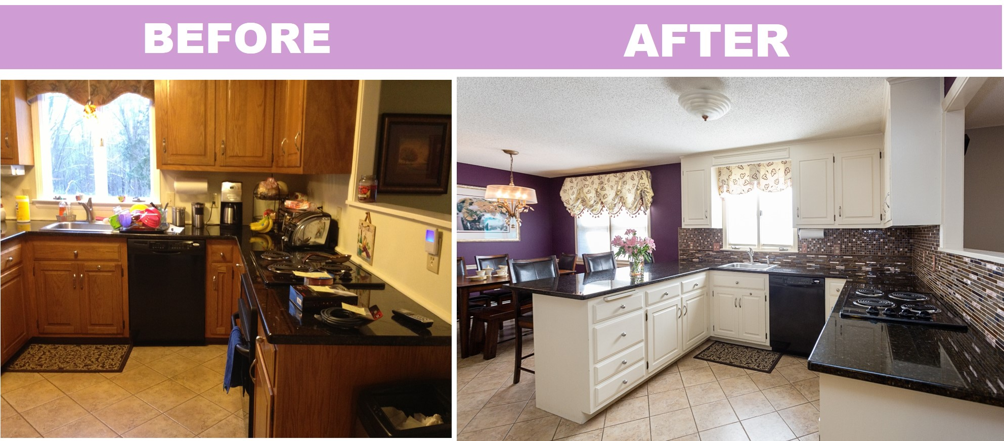 Glastonbury, ASR, Kitchen White, Renovation