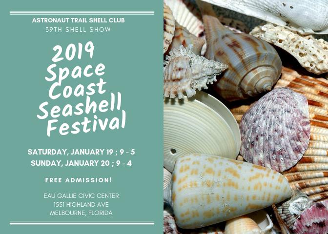 Astronaut Trail Shell club 39th Shell show