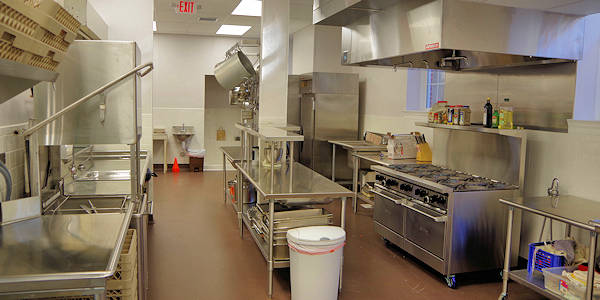 Kitchen at College Park