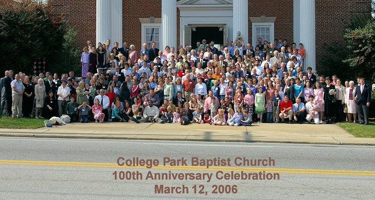 College Park 100th