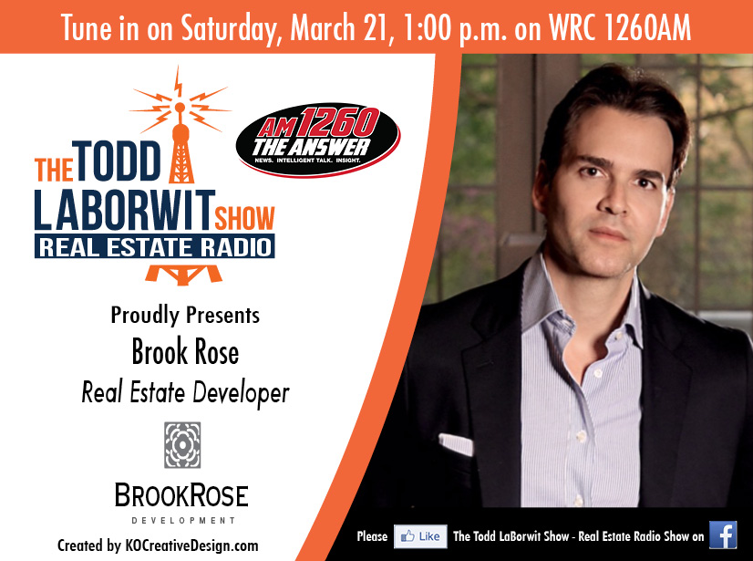 Brook Rose, Real Estate Developer with BrookRose Development