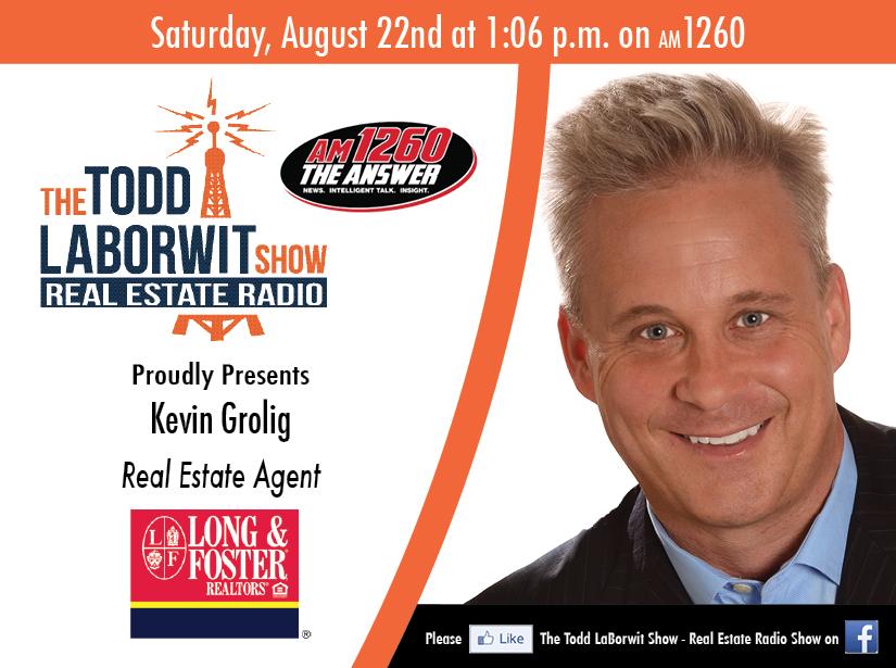 Kevin Grolig, Real Estate Agent with Long & Foster Realtors™