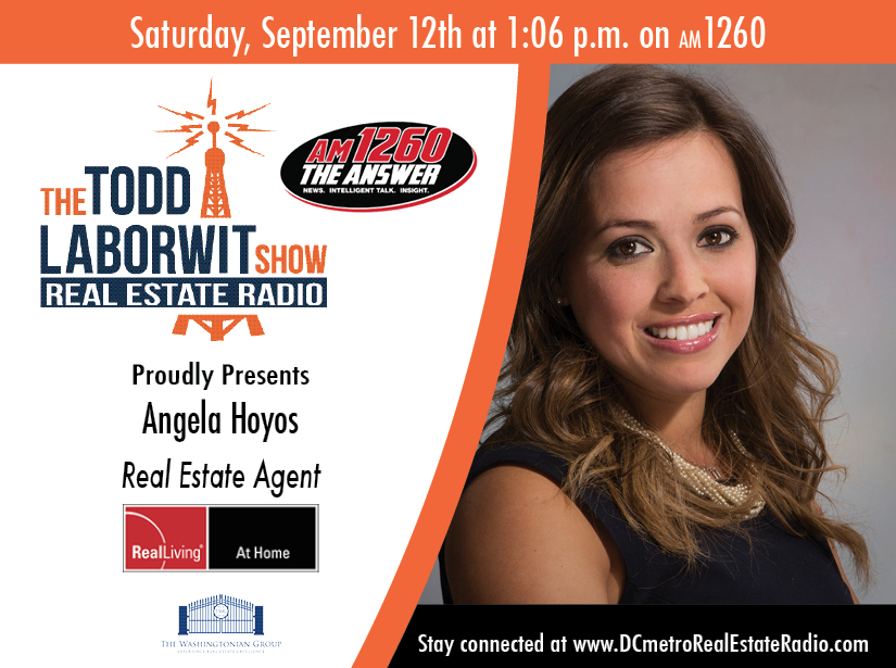 Angela Hoyos, Real Estate Agent with Real Living / At Home