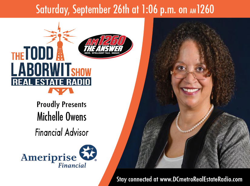 Michelle Owens, Financial Advisor with Ameriprise Financial