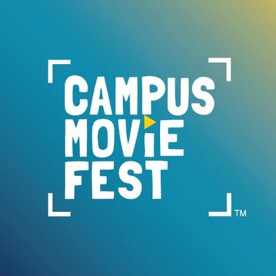 campus movie fest logo-400x400-teal