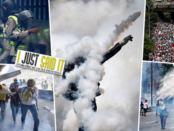 Fotos en contra de la marcha opositora en Caracas   iJustSaidIt.com