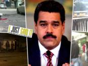 ¿Cuál es el plan del gobierno Madurista para hacer criminalozar protestas?   iJustSaidIt.com