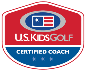 Certified US Kids Golf Coach