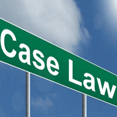Questions About Case Law