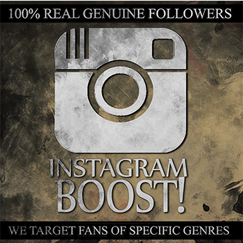 Instagram Boost! Social Media Buildinging Service from Gorilla Media