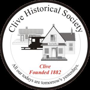 Clive Historical Society logo