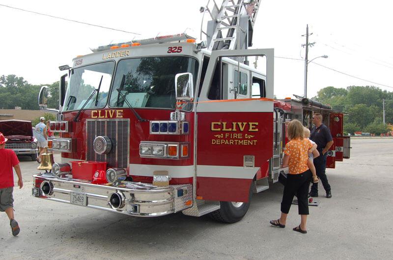 Clive's 50th Birthday Celebration - 2006