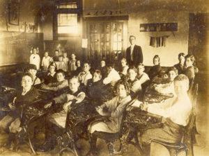 Clive-Classroom