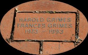 Memorial Brick - Clive Historical Society