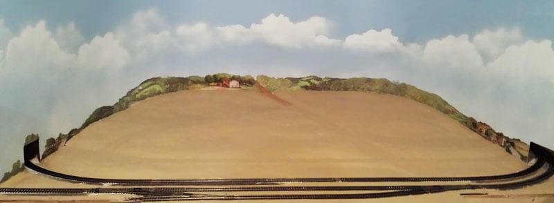 Railroad-dirt