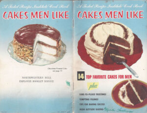 Cakes Men Like Cook Book