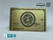 Custom-Brushed-Gold-Metal-Credit-Card