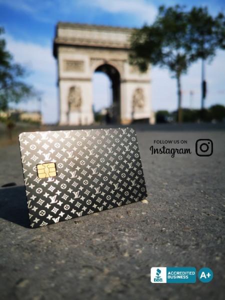 Custom-Metal-Credit-Card-Arch-De-Triumph-