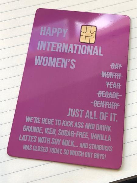 International Womens day 2019
