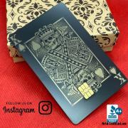 Death-King-of-Spades-design-metal-credit-card