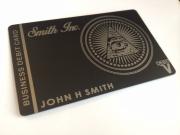 illuminati black card