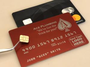 metal credit card lion credit card