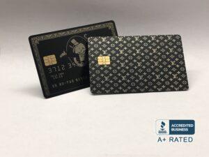 Custom Metal Credit Cards