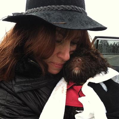 CA truffle dog
