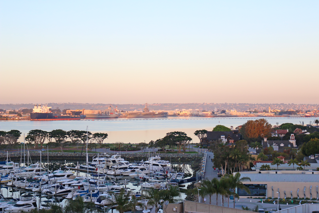 Where to Stay in San Diego - Marriott Marquis Waterfront