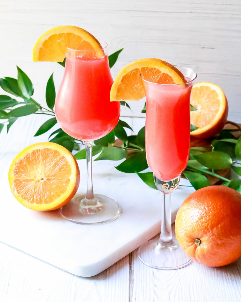 citrus sunrise cocktail recipe inspired by nick