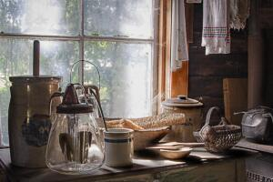 Still Life Mary Wood Pioneer Kitchen