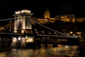 Travel Bob Willson Budapest at Night