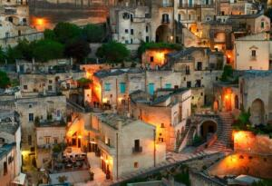 Travel William Grisaitis matera-puzzle