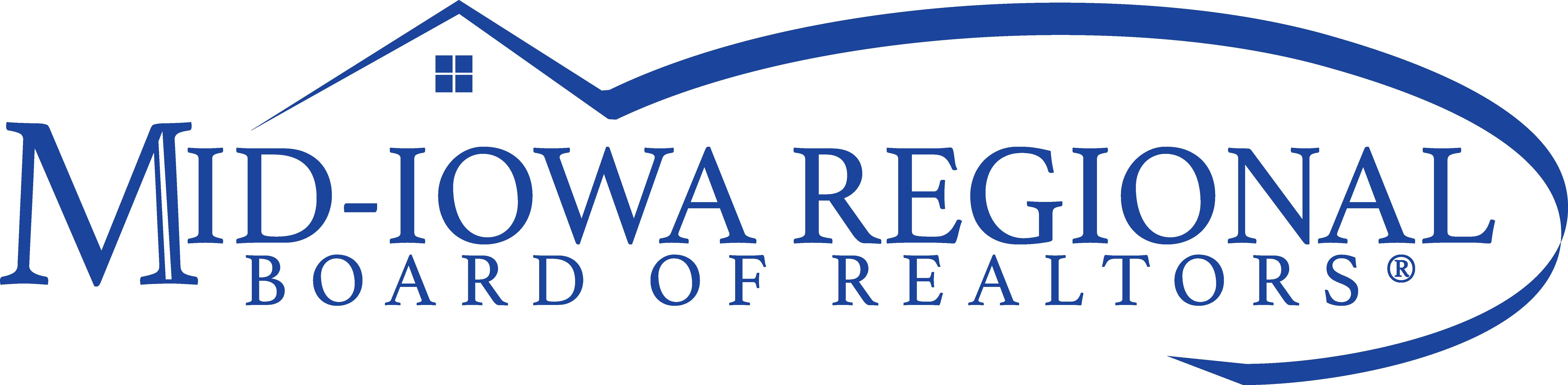 Mid-Iowa Regional Board of Realtors Logo