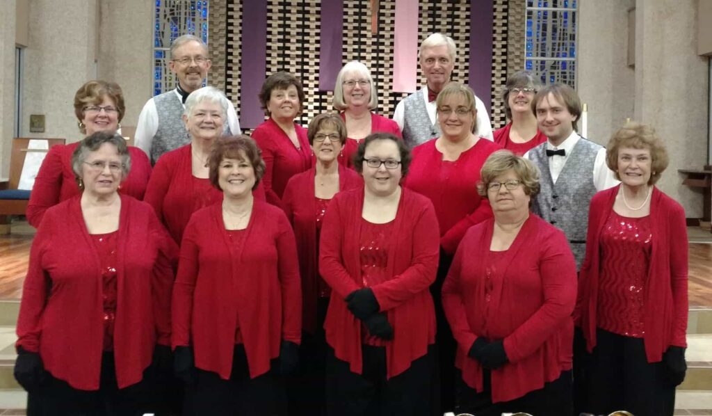 Celebration Ringers Members Picture